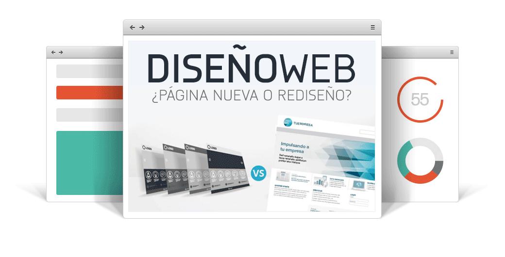 Diseño Web TuComercioWeb