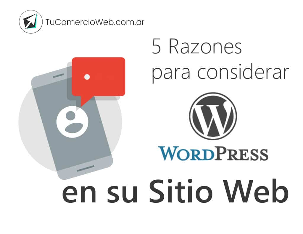 WordPress para su Sitio Web