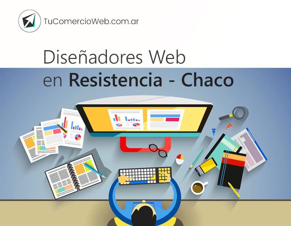 Diseñadores Web en Resistencia - Chaco