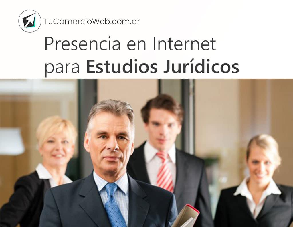 Diseño Web para Estudios Jurídicos