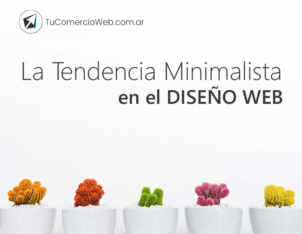 La Tendencia Minimalista en el diseño web