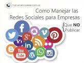 Como Manejar Redes Sociales para Empresas